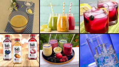 Keto Diet Start-Up Guide - Beverages