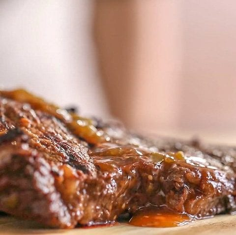3 Pepper Steak Recipe