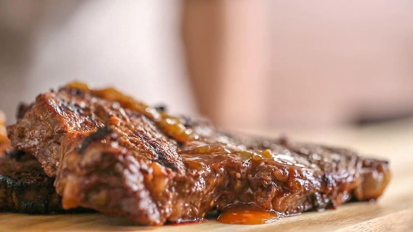 3-Pepper Steak Recipe